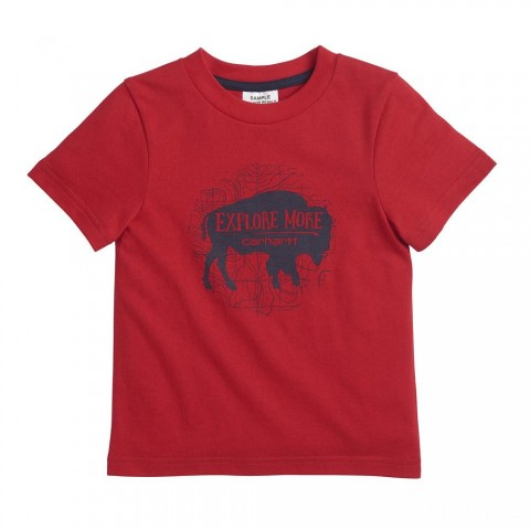 limited sale carhartt ca8955 - explore more tee boys tango red best price last chance