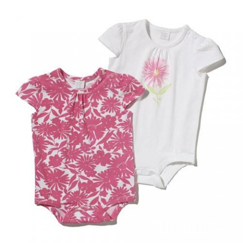 limited sale carhartt ca9067 - double up flowered bodyshirt girls white best price last chance
