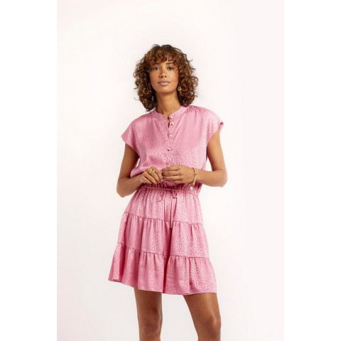 limited sale ollie dress - pink punch best price last chance