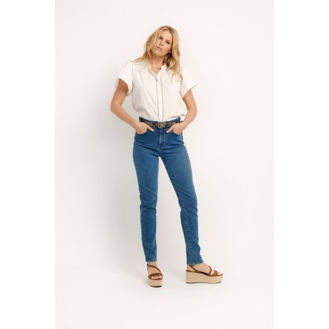 limited sale natalia top - white best price last chance