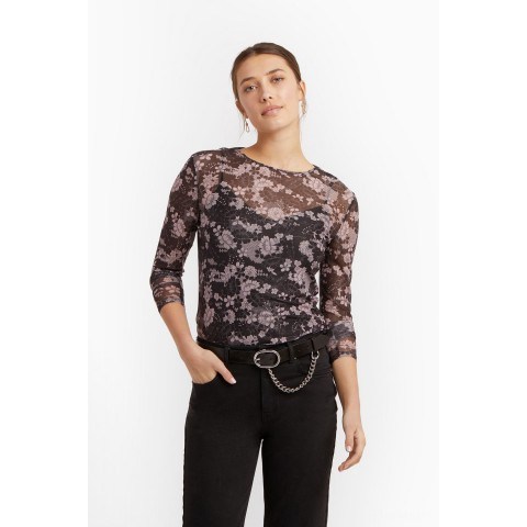 limited sale cyder top - pink multi best price last chance