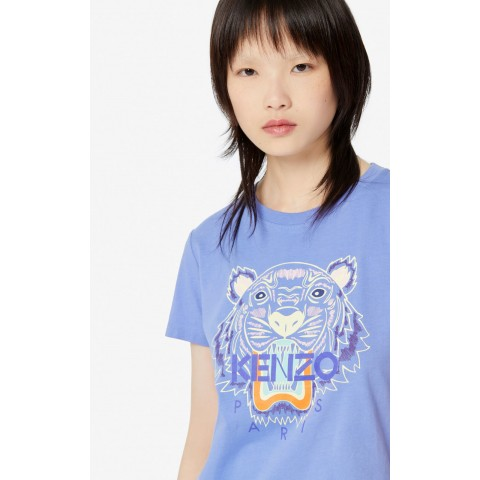 last chance tiger t-shirt - wisteria best price limited sale