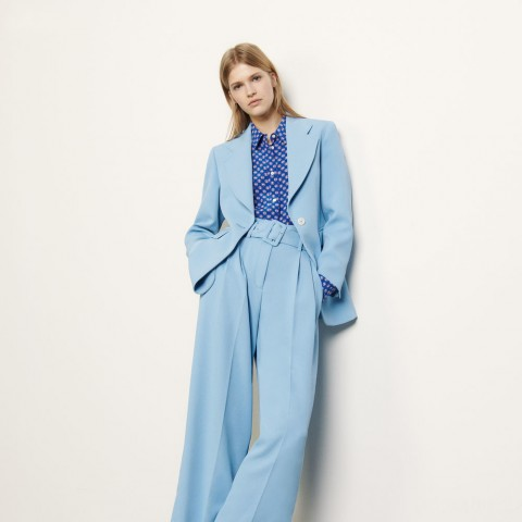 limited sale tailored jacket - blue sky best price last chance