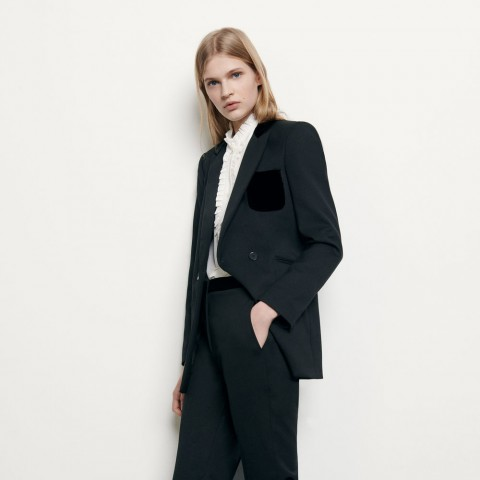 best price tailored jacket - black limited sale last chance