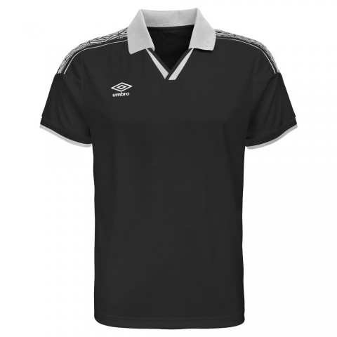 limited sale johnny collar ss jersey - black beauty/white best price last chance