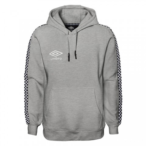 best price check tape pullover - medium grey heather/black beauty limited sale last chance