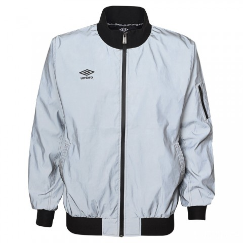 best price reflective zip - silver last chance limited sale