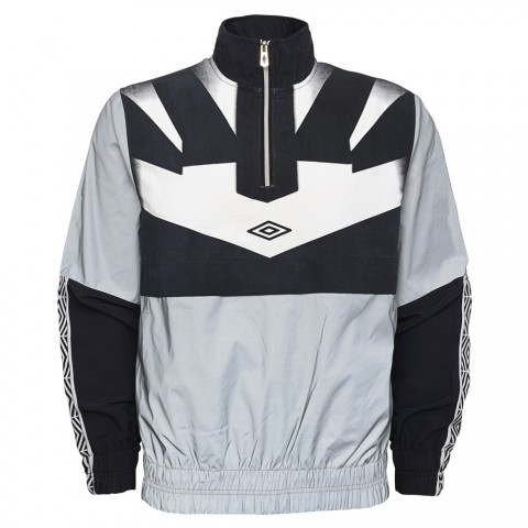 last chance goalie training pullover - black beauty/ reflective best price limited sale