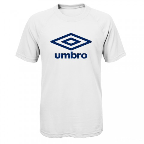 best price double diamond ultra tee - white / navy last chance limited sale