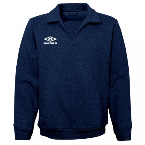 best price retro drill top - navy/white last chance limited sale