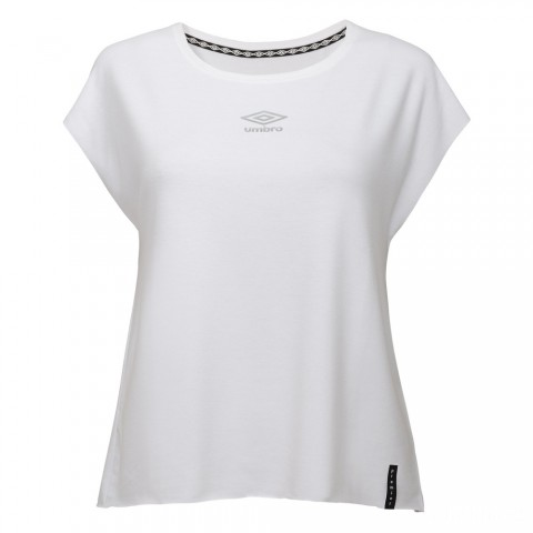 limited sale dolman cropped tee - white last chance best price