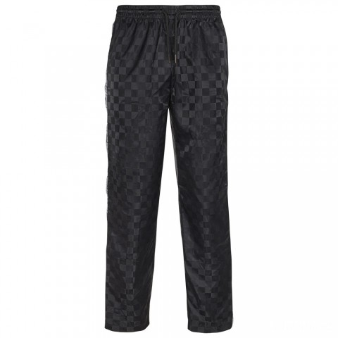 last chance checkerboard breakaway pant - black beauty/white best price limited sale
