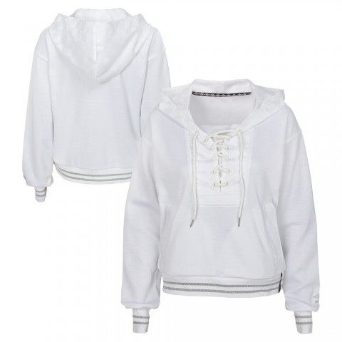 limited sale mesh hoody - white last chance best price