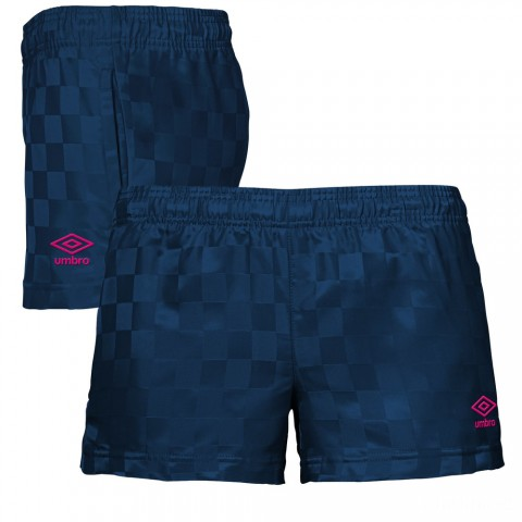 last chance womens checkboard short - navy / pink yarrow limited sale best price