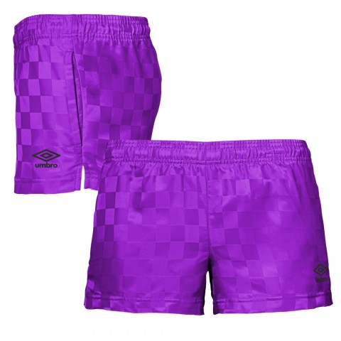 limited sale checkerboard short - grape/black beauty best price last chance
