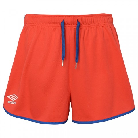 last chance taped fitness short - vermillion/royal best price limited sale