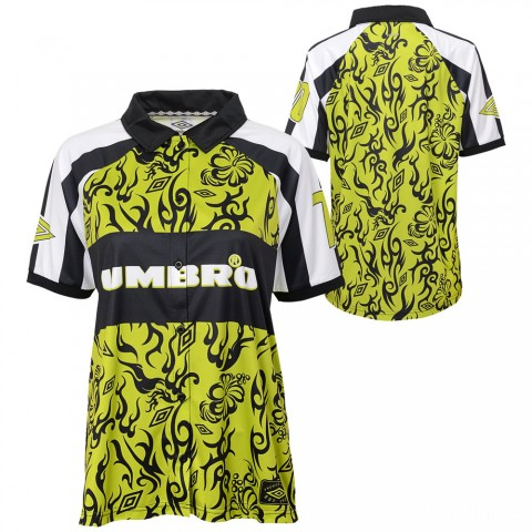 best price sublimated s/s jersey - lime punch/ black beauty limited sale last chance