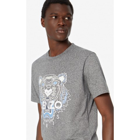 limited sale tiger t-shirt - anthracite last chance best price