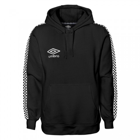 last chance pullover umbro - black beauty/ white best price limited sale