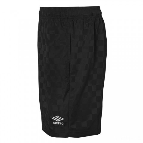limited sale checkerboard short - youth black beauty/white last chance best price
