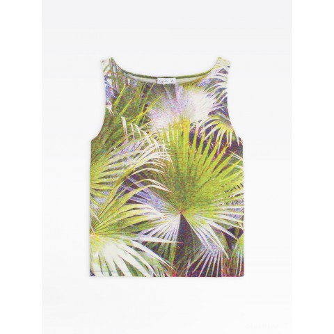 """last chance """"palmiers"""" photo tempete tank top best price limited sale"""