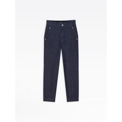 limited sale blue 7/8-length marilyn jeans last chance best price